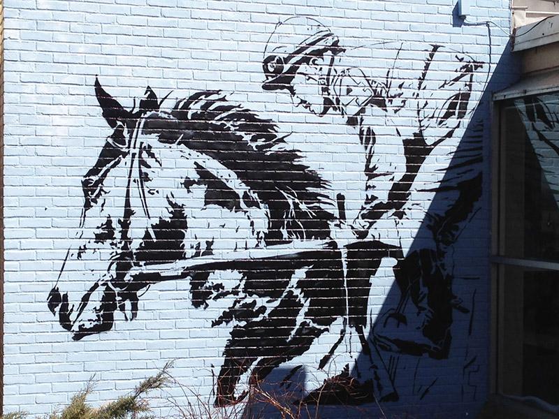 stencil-chrisStain-Horse2