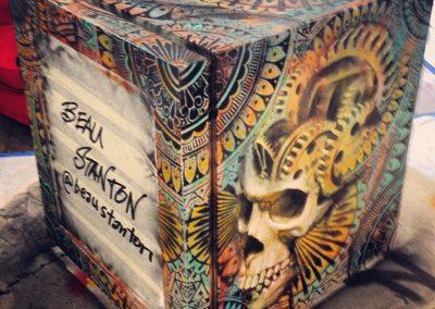 Beau Stanton – Skull