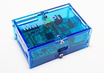 Maker Shed – Raspberry Pi Enclosures