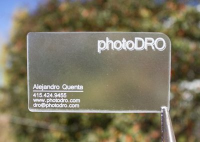 PhotoDRO Cards