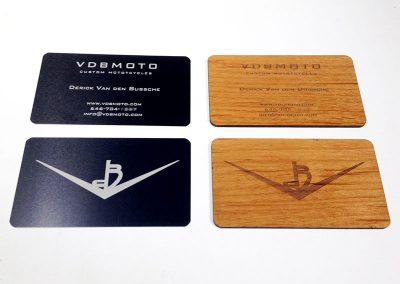 VDBMOTO Cards