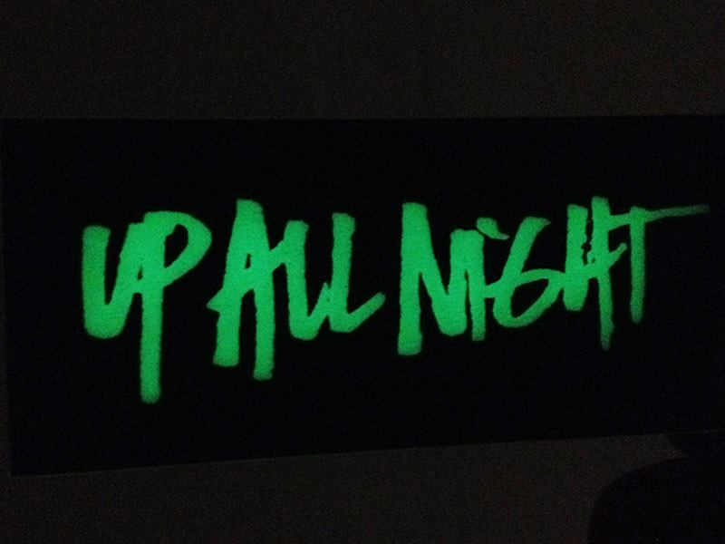 Up all night glow in the dark cards pure black inc laser and up all night glow in the dark cards pure black inc laser and cnc fabrication sonoma county colourmoves