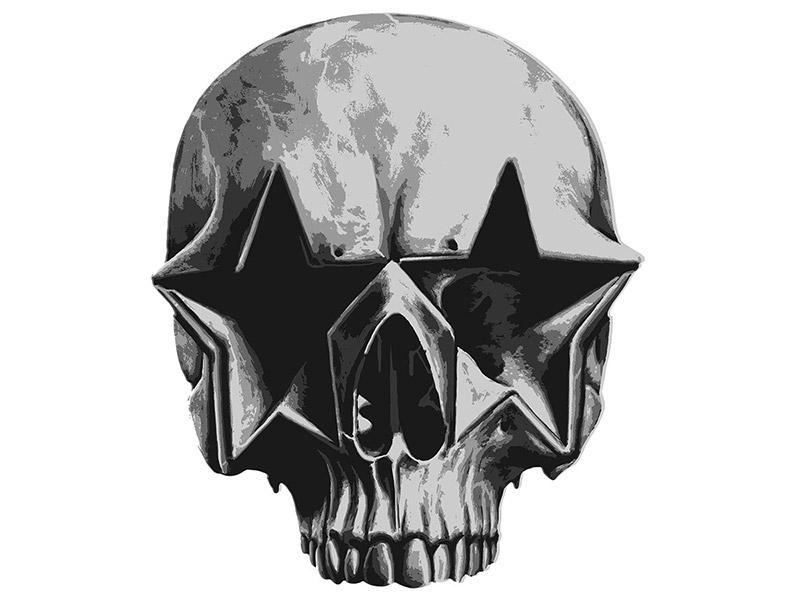 stencil-RonEnglishStarSkull
