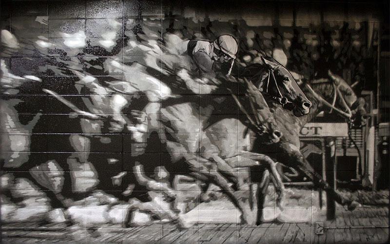 stencil-joeandLogan-horse1