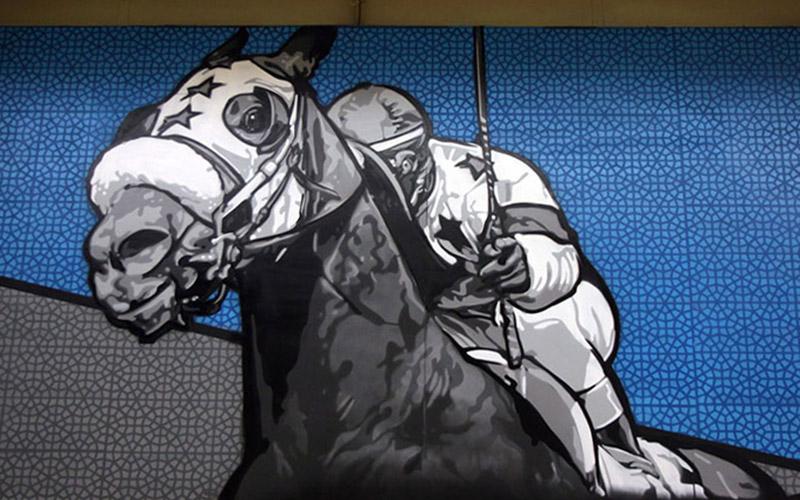 stencil-joeandLogan-horse3