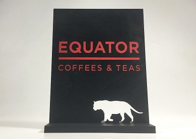 Equator Coffee and Teas – Counter Displays