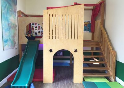 Mixed Greens Preschool Furniture